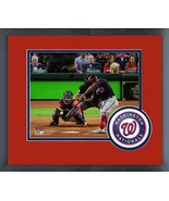 Howie Kendrick 2 Run HR Game 7 of the 2019 World Series-11x14 Matted/Fra... - $42.95