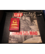 Life Magazine March 3 1972 Nixon In The Land Of Mao Quotations from Mao ... - $5.87