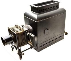 Bausch & Lomb  Model C Balopticon 30214 Magic Lantern Slide Projector - $199.99