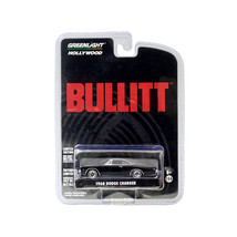 1968 Dodge Charger R/T Bullitt (1968) Movie 1/64 Diecast Model Car by Greenlight - $14.99