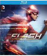 The Flash: The Complete First Season [Blu-ray] - $8.95