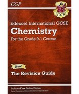 New Grade 9-1 Edexcel International GCSE Chemistry: Revision Guide with ... - $11.39