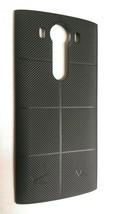 OEM LG V10 H990 Back Cover Battery Door with  NFC - Verizon - Black - $11.87