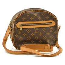 LOUIS VUITTON Monogram Senlis Shoulder Bag M51222 Auth 10670 Sticky - $751.39