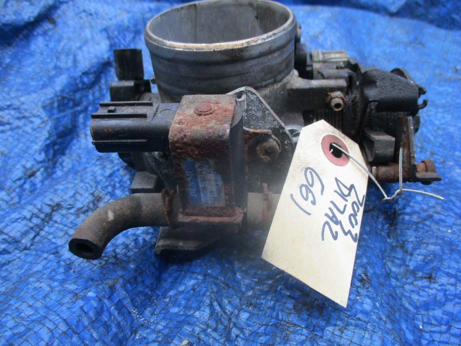 01-05 Honda Civic D17A2 VTEC throttle body engine motor D17 D17A1 SOHC OEM TPS
