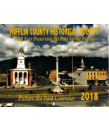 2018 Picture the Past Calendar - $2.00