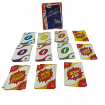 Vintage 1983 RAGE Makers of UNO Card Game Family Night  - $19.32