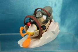 Furuta Pingu Figure Story Collection Robby play sled - $89.99