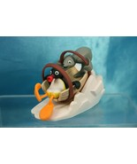Furuta Pingu Figure Story Collection Robby play sled - $89.99