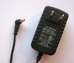 Ktec KSAA0500120W1US AC Adapter Power Supply 5 Volt 1.2A (+) Polarity Plug - $14.84