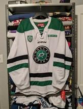 NWT CCM Dallas Stars NHL Hockey Sewn Patch Home White Jersey Men's size ... - $72.57