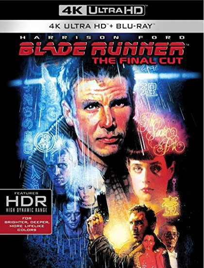 Blade Runner: The Final Cut (4K Ultra HD + Blu-ray)