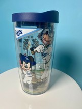 Tampa Bay RAYS 16oz Tervis Tumbler Disney MLB Mickey Mouse Donald Duck - $22.95