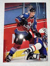 1995-96 Upper Deck Hockey Electric Ice Silver #54 Joe Sakic Colorado Ava... - $2.85