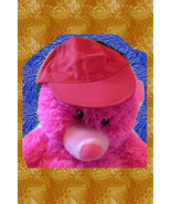 "CAP 6"" Red Doll Bear New Fiber Craft 2000 for 18"" Doll Bear Sew Kids Clo... - $2.75"