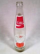 VTG 1981 CIRCLEVILLE PUMPKIN SHOW 75th ANNIVERSARY 10 OZ COKE COCA COLA ... - $25.73