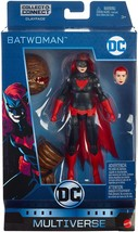 DC Multiverse Batwoman Collect & Connect Clayface BAF DC TV - New Complete - $26.95