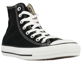 Unisex Converse CT All Star High Sneakers - Black Mens 7 Womens 9 [M9160] - $53.99