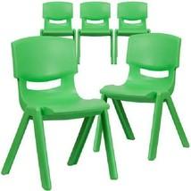 Flash Furniture 15  Plastic Classroom Chair (Set Of 5) - $437.69
