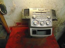 05 04 Mitsubishi Endeavor dash heater climate control switch unit & radi... - $98.99
