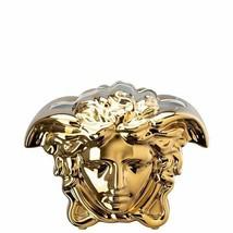 Versace by Rosenthal Medusa Grande Gold Vase 21 cm - $549.70
