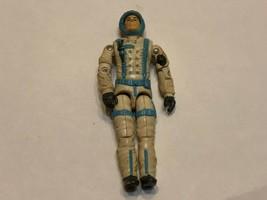 1990 G.I. JOE Action Figure Sub Zero ( Ref # 15-61 ) LOOSE LIMBS - $8.00