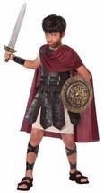 Spartan Warrior Child L 10 - 12 Halloween Costume - $41.15