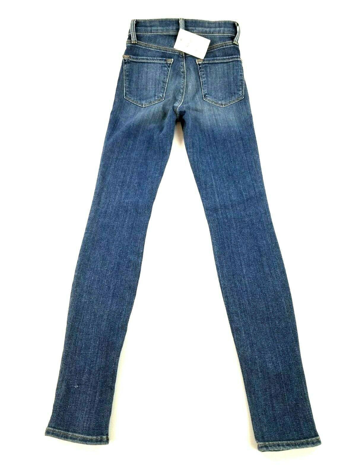 Neuf J Brand Femme Jeans Skinny Maria 23110O212 Divulgation Bleu Sz 22 Pdsf image 7