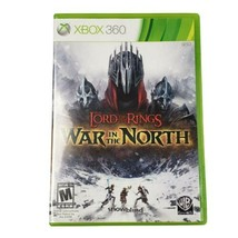 Microsoft Xbox 360 Lord of the Rings: War in the North Game (Complete, 2... - $14.46