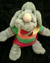 Wrinkles Plush Puppet  Vintage 1981 Ganz Bros As Is Doesn't  Talk Awesome - $27.71