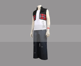 Kingdom Hearts 3 III Hayner Cosplay Costume for Sale - $100.00