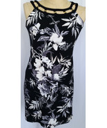 White House Black Market Women's Dress Floral Small Sleeveless - $39.99