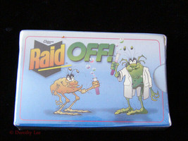 Raid Off Playing Cards Raid Bug Design New - $16.99