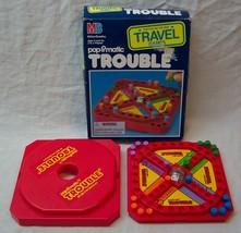Milton Bradley POPOMATIC TROUBLE TRAVEL GAMES GAME IN BOX - $14.85