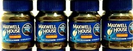 Maxwell House The Original Roast Instant Coffee 2 oz ( Pack of 4 ) - $11.87