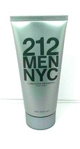 212 MEN NYC AFTER SHAVE GEL 100ML BY CAROLINA HERRERA. UNBOXED BRAND NEW - $19.39