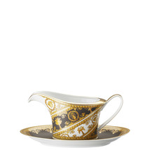 Versace I Love Baroque Sauce-Boat 2 pcs. Porcelain Made in Italy - $457.80