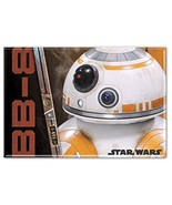 "Star Wars BB8 2.5"" x 3.5"" Metal Magnet - $7.58"
