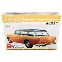 Skill 3 Model Kit 1955 Chevrolet Nomad Wagon 2 in 1 Kit 1/16 Scale Model... - $62.22