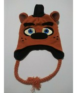 AUTHENTIC Five Nights at Freddy's Fozy Beanie Knit Hat Winter Snow Cap  ... - $12.86