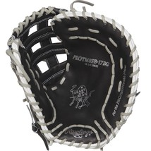 Rawlings Heart of the Hide 12.5in Softball FB Mitt LH-Black - $259.95