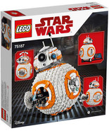 LEGO Star Wars BB-8 1100-Pieces Display Stand Decorative Fact Plaque - $124.99