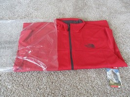 BNWT THE NORTH FACE  Men's Canyonwall Jacket, Red, Size L, $99 - $54.45