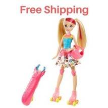 Barbie Doll Video Game Hero Roller-Skating Doll - $29.99