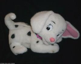 101 DALMATIANS DISNEY ODDBALL 2000 MATTEL STUFFED ANIMAL PLUSH DOG TOY B... - $23.99