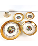 Colonial Dinnerware / Dining Ware 5 piece set for 1 - $69.99