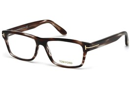 New Eyeglasses Tom Ford TF 5320 020 Grey 56mm - $140.29