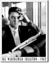 Elvis Presley Going Home Wertheimer Collection The King Musician Metal Sign - $19.95