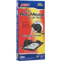 New PIC GT-2 Rat & Mouse Glue Trays, 2 pk - $25.32