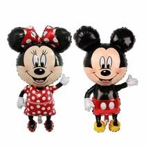 112cm Disney Mickey Minnie Inflatable Toys Balloons Birthday Party Decoration - $5.99